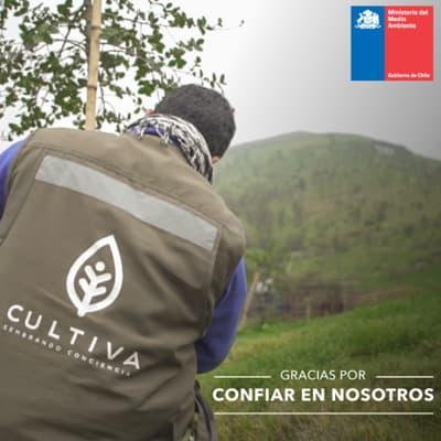 Cultiva obtiene patrocinio del ministerio de Medio Ambiente