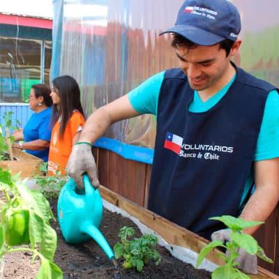Espacios Ecoparticipativos Banco de Chile y Banco Edwards