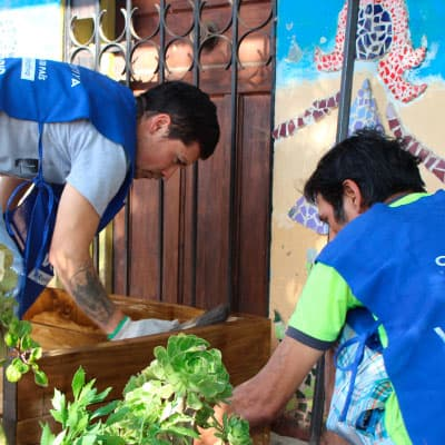 Espacio Ecoparticipativo Fundación Domingo Savio y Gespania